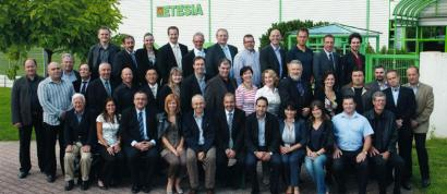 Παγκόσμια συνάντηση αντιπροσώπων Etesia